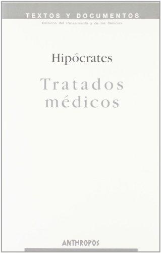9788476585962: TRATADOS MEDICOS (Spanish Edition)