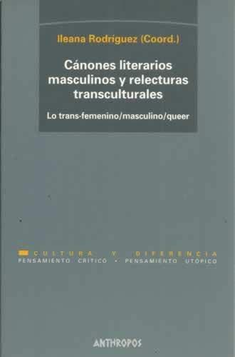 9788476586105: Cañones Literarios Masculinos Y Relecturas Transculturales (Ipuin Samurrak)