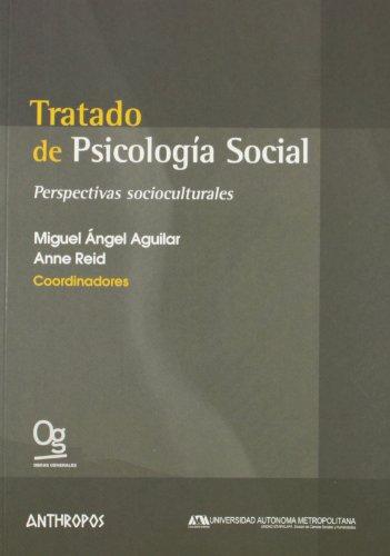 9788476588062: Tratado de Psicologia Social/ Treaty of Social Psychology: Perspectivas Socioculturales/ Sociocultural Prospects (Spanish Edition)