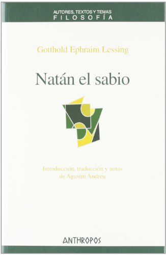 9788476588703: NATAN EL SABIO (Spanish Edition)