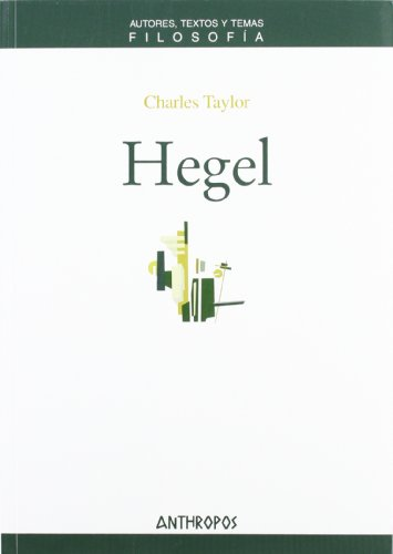 9788476589465: Hegel (Spanish Edition)