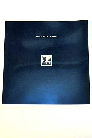 Helmut Newton: nuevas imágenes. Exposición 7 de: Honnef, Klaus 1989