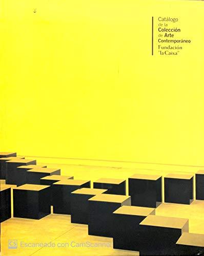 9788476646984: Catalogo e la Colleccion de Arte Contemporaneo Fundacion la Caixa