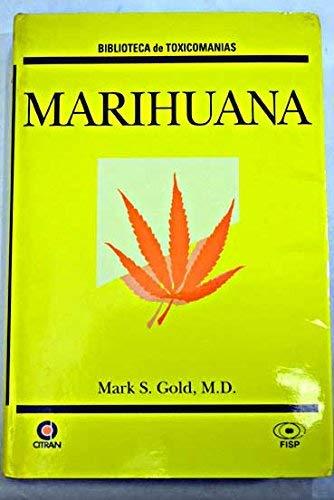 9788476658338: Marihuana