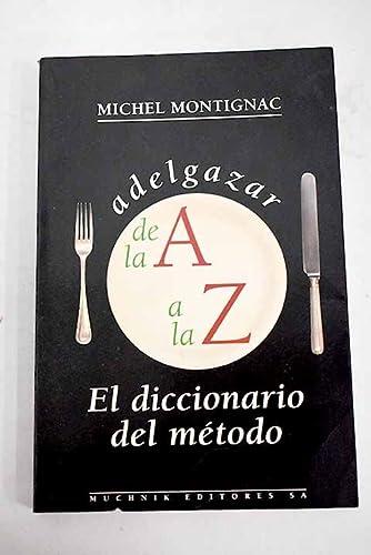 9788476692356: Adelgazar de LaA a laZ