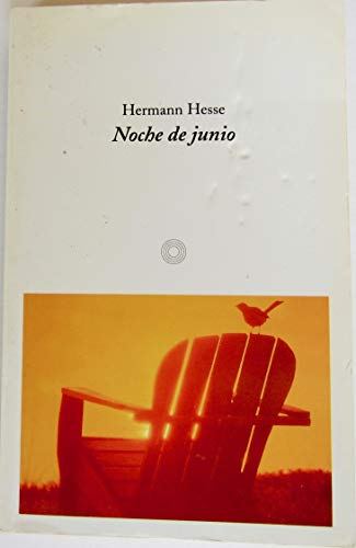 9788476694947: LA Noche De Junio/the Night of June (Spanish Edition)