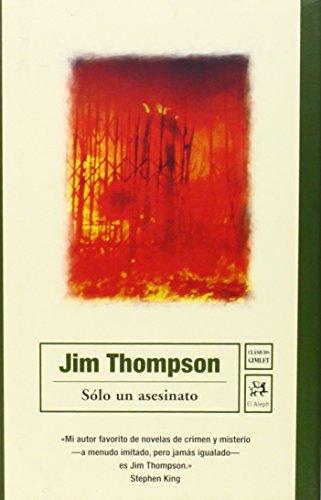 9788476696392: Solo Un Asesinato (Clasicos Gimlet) (Spanish Edition)