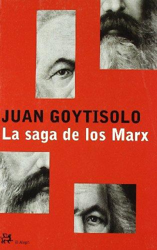 9788476697153: La Saga de los Marx (Modernos y Clasicos de el Aleph) (Spanish Edition)