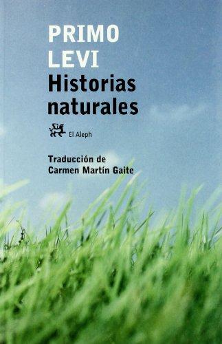 9788476697337: Historias naturales (Modernos Y Clasicos Del Aleph)