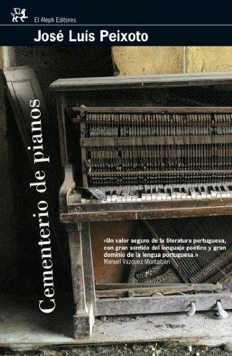 9788476697917: Cementerio de pianos