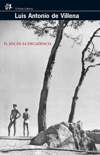 9788476698006: El sol de la decadencia (Modernos Y Clasicos Del Aleph)