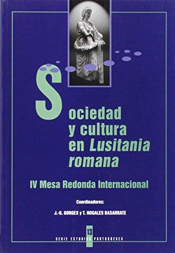 9788476715604: Sociedad y cultura en Lusitania romana (Coeditions)