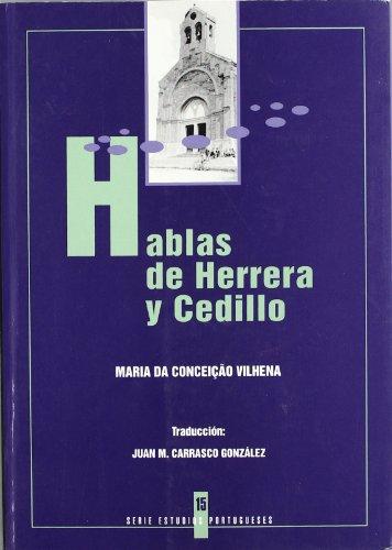 9788476716137: Hablas de Herrera y Cedillo
