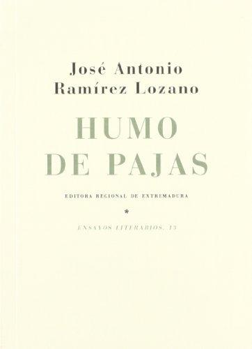 HUMO DE PAJAS: José Antonio Ramírez