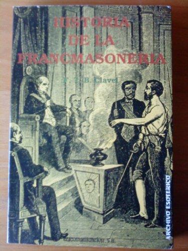 9788476721988: Historia de la franmasoneria