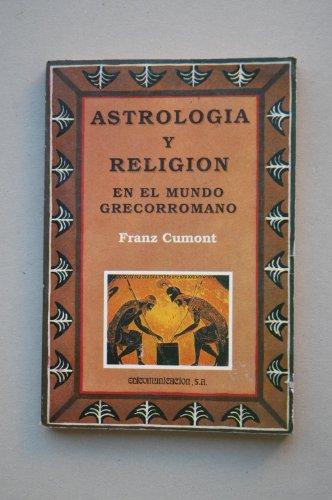 9788476722275: Astrología y religión en el mundo grecorromano