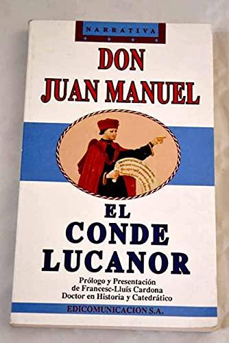 9788476724293: El conde Lucanor o Libro de Patronio
