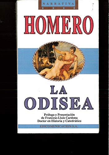9788476724347: Odisea, la