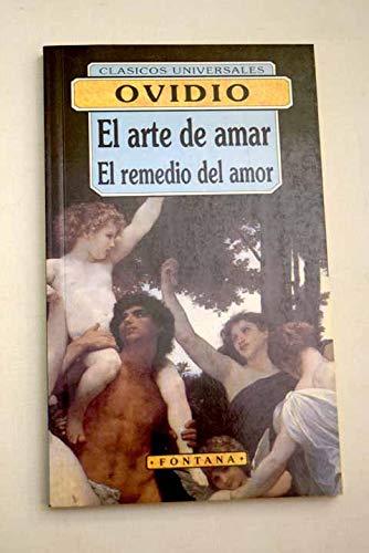 El arte de amar ; el remedio: Ovidio Nason, Publio