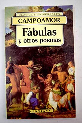 9788476726464: Fabulas Y Otros Poemas