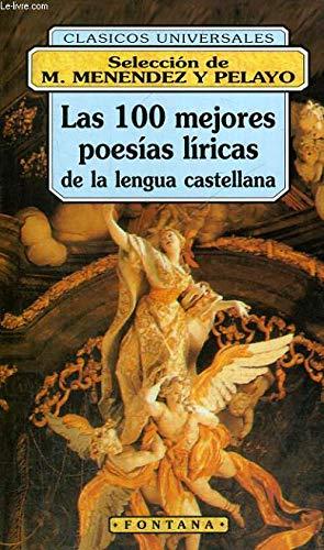 9788476726808: Las 100 Mejores Poesias