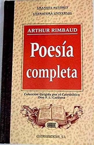 9788476727157: Poesia completa