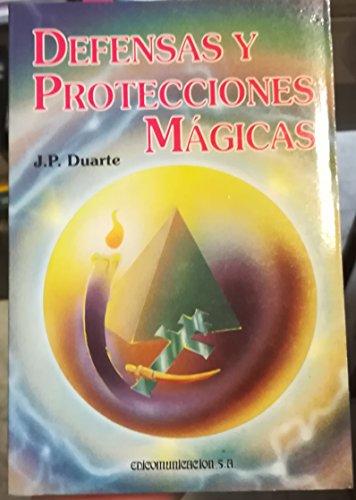 9788476727386: Defensas y protecciones magicas