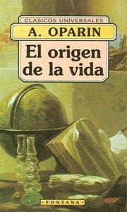 9788476728512: El origen de la vida