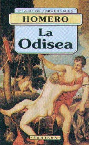 9788476729014: La Odisea (Colección Fontana)