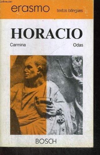 9788476760963: Carmina / Odas: Edición a cargo de J.J. Castelló
