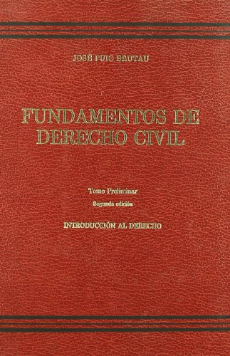 9788476761380: Fundamentos de derecho civil (Spanish Edition)