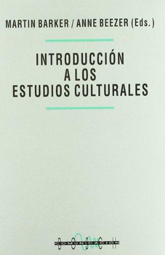 9788476762639: INTRODUCCION A LOS ESTUDIOS CULTURALES.