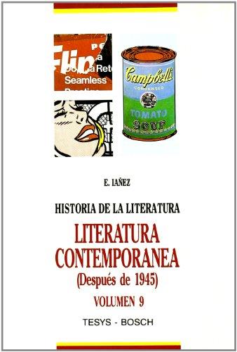 9788476763124: Historia de la Literatura Universal