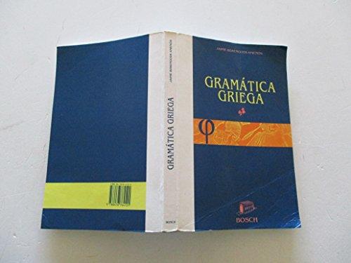 9788476764121: Gramatica griega