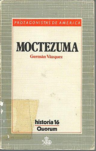 9788476790342: Moctezuma