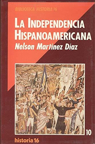 9788476791370: Independencia hispanoamericana, la (Biblioteca Historia 16)
