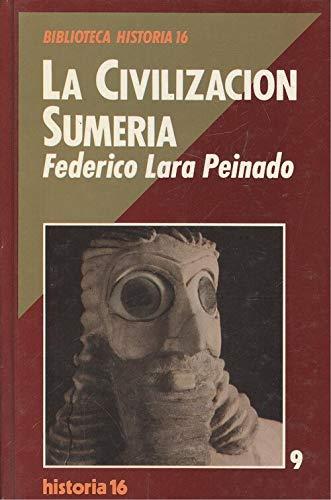 9788476791387: La civilizacion sumeria