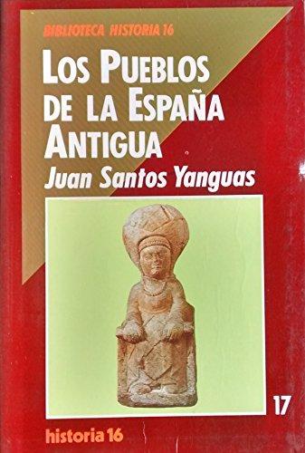 9788476791516: Pueblos de la España antigua, los