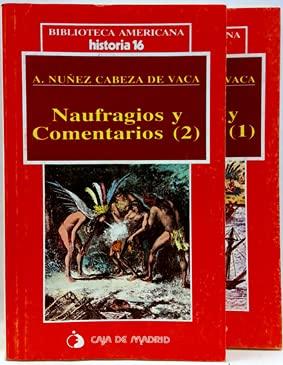 9788476792285: Naufragios y Comentarios (1)