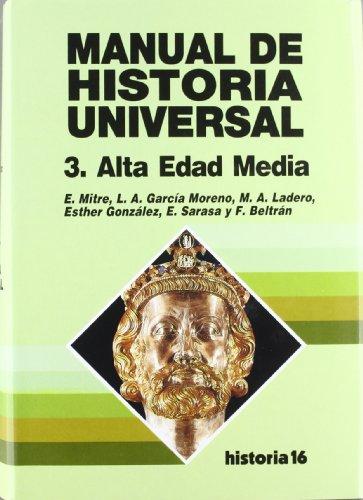 9788476792735: La Alta y Plena Edad Media