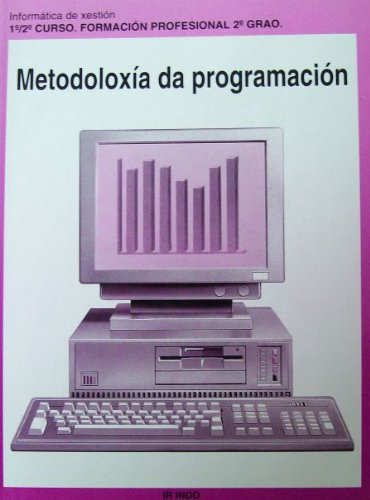 9788476802014: Metodoloxía da programación (Libro de texto)