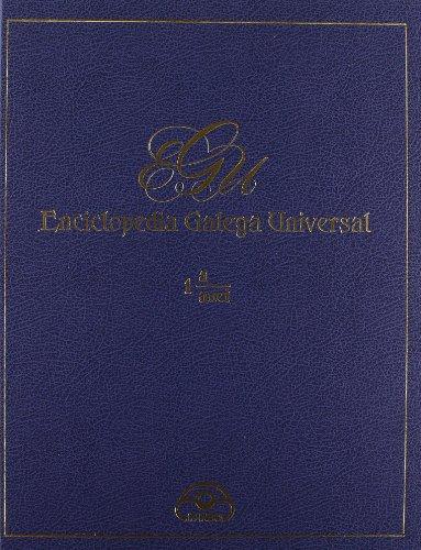 9788476802885: Enciclopedia Galega Universal (16 tomos) (EGU) (Galician Edition)