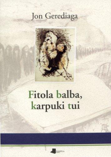 9788476814062: Fitola balba, karpuki tui (Pamiela Poesia)