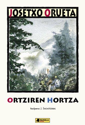 9788476814291: Ortziren hortza (Gazte Literatura)
