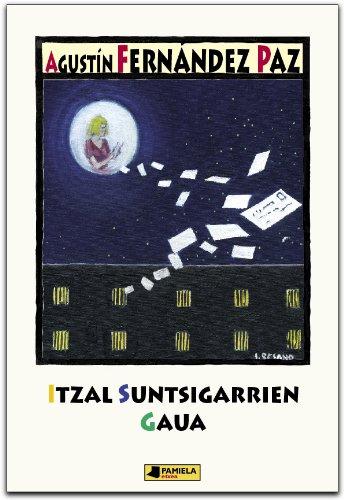 9788476814529: Itzal suntsigarrien gaua (Gazte Literatura)