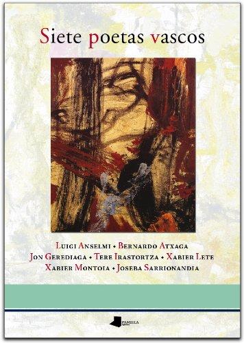 9788476815885: Siete poetas vascos (Pamiela Poesia)