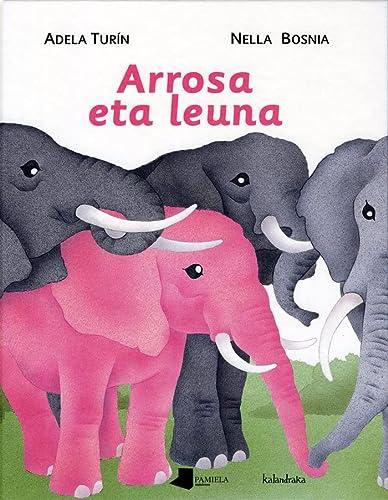 9788476817872: Arrosa Eta Leuna (Tamaina Handia)