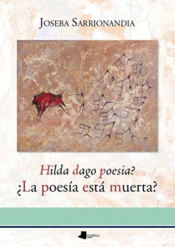 9788476819685: Poesía está muerta,La?: Hilda dago poesia?: 37 (Pamiela Poesia)