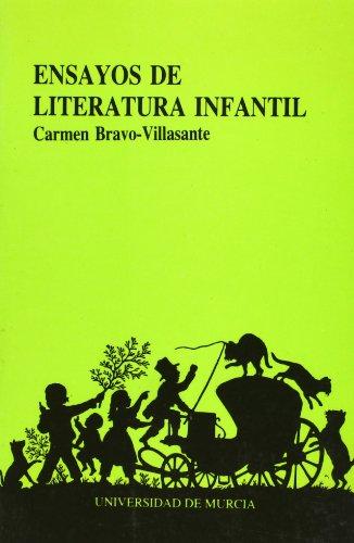 9788476841754: Ensayos de literatura infantil (Serie Ensayos sobre literatura infantil) (Spanish Edition)