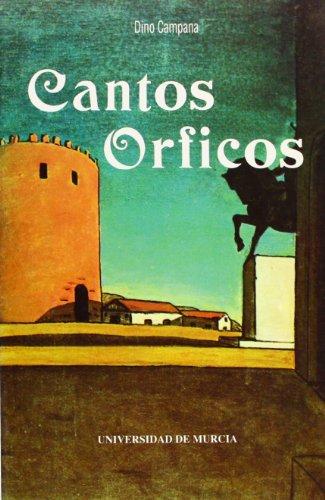 CANTOS ORFICOS (DIE TRAGODIE DES LETZTEN GERMANEN IN ITALIEN): n/a